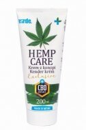 HEMP CARE EXCLUSIVE + CBD Krem z konopii  200 ml